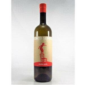 【よりどり6本以上、送料無料】Ronco Severo Ribolla Gialla ロンコセヴェッロ リボッラジャッラ|【オレンジワイン】今話題 イタリアワイン 自然派ワイン ナチュールワイン 自然派 白ワイン フリ
