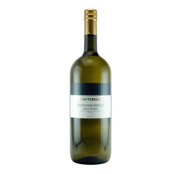 【よりどり6本以上、送料無料】1500ml Montebello Sauvignon Bianco delle Venezie