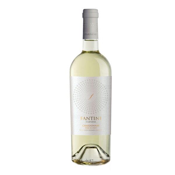 【よりどり6本以上、送料無料】 Farnese Fantini Chardonnay 750ml 【16P03Nove15】
