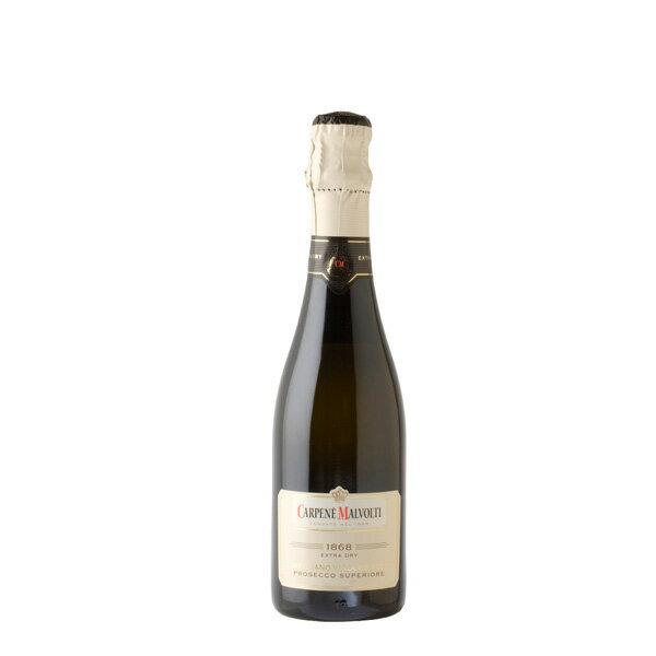 【よりどり6本以上、送料無料】 Carpene Malvolti Prosecco 375ml NV