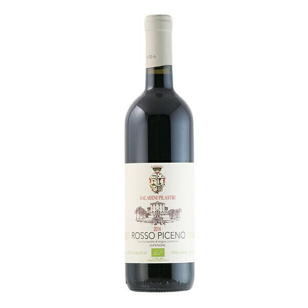 【有機】【オーガニック】【よりどり6本以上、送料無料】Saladini Pilastri Rosso Piceno 750ml