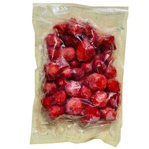 冷凍 越後姫 完熟 いちご ホール 500g×2袋 新潟産 池田観光農園 苺 イチゴ 甘い 糖度高い