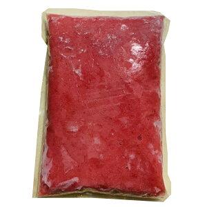 冷凍 越後姫 完熟 いちご ピューレ 1kg 新潟産 池田観光農園 苺 イチゴ 甘い 糖度高い