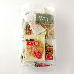 巣ごもりパック(小) お菓子 駄菓子 詰め合わせ 個包装 袋入り 甘辛 あられ せんべい おかき 豆 アーモンド ピーナッツ チョコ マヨネーズ しょうゆ味 のり巻 えび