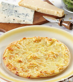 6種のチーズピザ1枚150g(約19cm) マルハニチロ ピザ 洋風料理 【冷凍食品】【業務用食材】【10800円以上で送料無料】