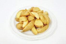 FF)ベルギー産フライドポテトナチュラルカット(皮付)1袋 Farm Frites ポテト ポテト 洋風料理 【冷凍食品】【業務用食材】【10800円以上で送料無料】