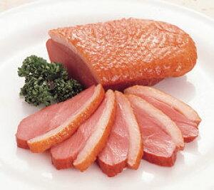 合鴨スモーク1本約200g 岡井 鴨 鶏・鴨肉の調理食品 和風料理 【冷凍食品】【業務用食材】【10800円以上で送料無料】