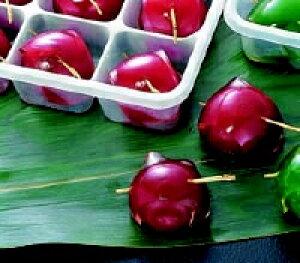 鏡梅(赤)15個 ヤマ食 梅甘露 割烹料理食材 和風料理 【冷凍食品】【業務用食材】【10800円以上で送料無料】