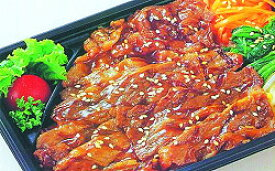 A韓国風網焼きカルビ丼の素1食120g 日東ベスト 牛丼 丼の具 ご飯物 【冷凍食品】【業務用食材】【10800円以上で送料無料】