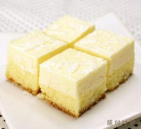 シートケーキ54クリームチーズ1シート(54カット) ファミールケーキ 洋菓子 【冷凍食品】【業務用食材】【8640円以上で送料無料】
