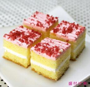 シートケーキ54いちご1シート(54カット) ファミール ケーキ 洋菓子 【冷凍食品】【業務用食材】【8640円以上で送料無料】