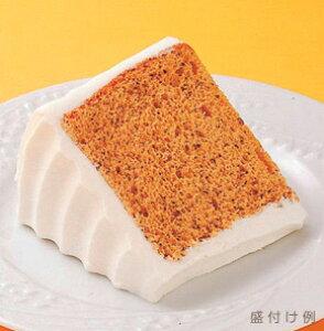 フレック)紅茶のシフォンケーキ 約60g×6個入 フレック ケーキ 洋菓子 【冷凍食品】【業務用食材】【10800円以上で送料無料】