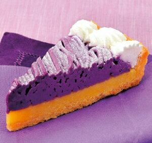 紫いもとさつまいものタルト約70g×6個入 味の素冷凍食品 ケーキ 洋菓子 【冷凍食品】【業務用食材】【10800円以上で送料無料】