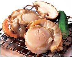 剥き帆立湯霜造り1kg ノースイ貝類 魚介類食材 【冷凍食品】【業務用食材】【8640円以上で送料無料】