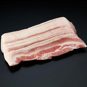 スターゼン)豚バラスライス2mm500g スターゼン 豚 豚 生肉類 【冷凍食品】【業務用食材】【10800円以上で送料無料】
