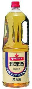 料理酒1.8L Mizkan 醤油・料理酒 和風調味料 【常温食品】【業務用食材】【10800円以上で送料無料】