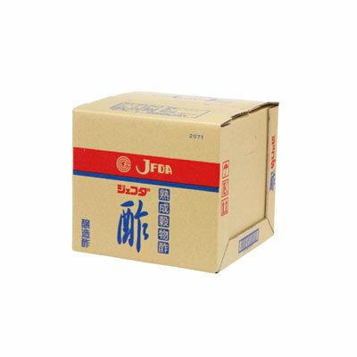 酢20L JFDA 酢・みりん 和風調味料 【常温食品】【業務用食材】【10800円以上で送料無料】
