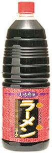 寿がきやラーメンスープ1.8L スガキヤ 醤油ラーメン ラーメンスープ 中華調味料 【常温食品】【業務用食材】【10800円以上で送料無料】