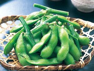 枝付き枝豆1kg ニッスイ 【冷凍食品】【業務用食材】【10800円以上で送料無料】