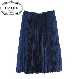【新品】PRADA プリーツ スカート