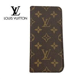 LOUIS VUITTON ルイヴィトン スマホケース iPhone ケース 携帯 プレゼント イニシャル TM 文字入り ブランド 中古