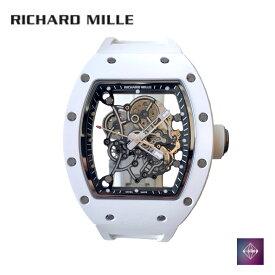 【美品】国内ギャランティ付属 RICHARD MILLE リシャールミル バッバ・ワトソン RM055 時計 腕時計 メンズ 中古