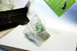 抹茶入緑茶ひも付きティーパック