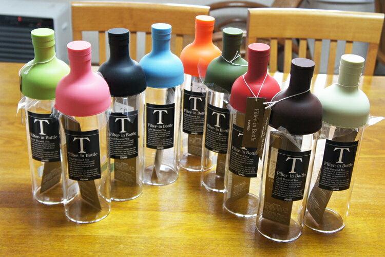 【hario】フィルターインボトル750ml 新色追加全8色。色が選べます。