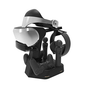 Collective Minds PSVR Showcase Rapid AC PS4 VR Charge & Display Stand - PlayStation 4 プレステーション4 ( Import - US. )