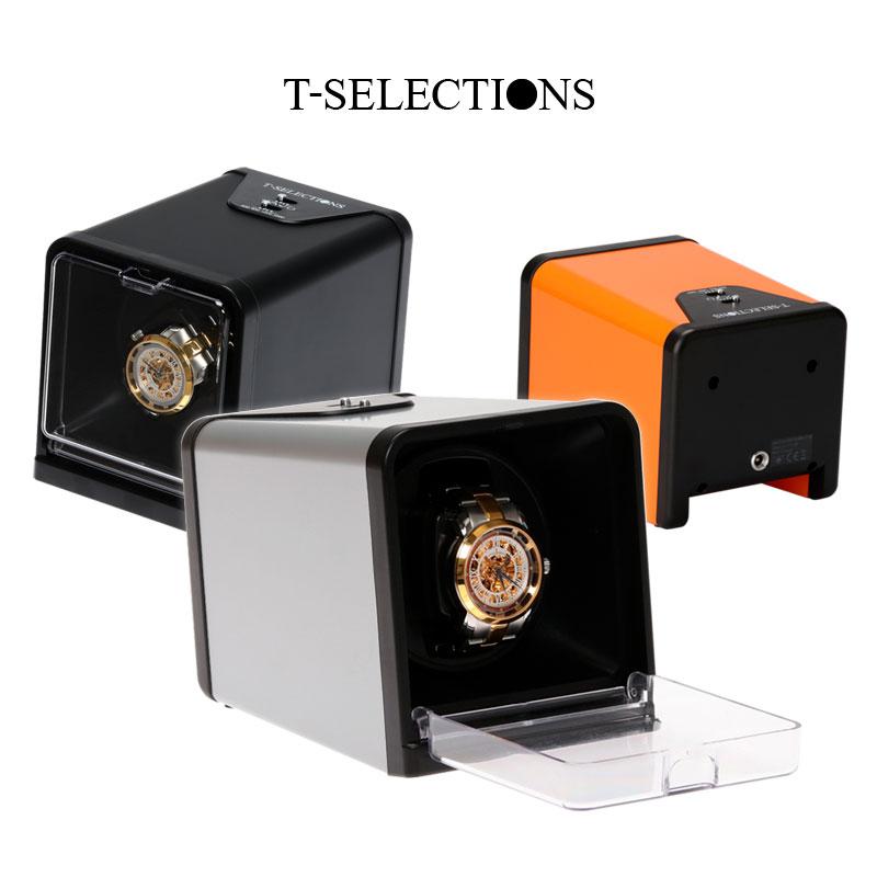 [送料無料]T-SELECTIONS ワインディングマシーン 1本巻 1年保証 超静音で寝室においても大丈夫 新機構で安定の稼働