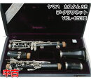【中古】YAMAHAヤマハクラリネットカスタムSEシリーズYCL-853IIB♭クラリネットベークラ全タンポ交換・クリーニング調整済み【すぐ吹ける】1点限り吹奏楽部の楽器
