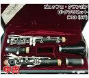 【中古】ビュッフェ・クランポンB♭クラリネットR-13(SP)銀メッキ仕上げBUFFETCRAMPONベークラ全タンポ交換・クリーニング調整済み!