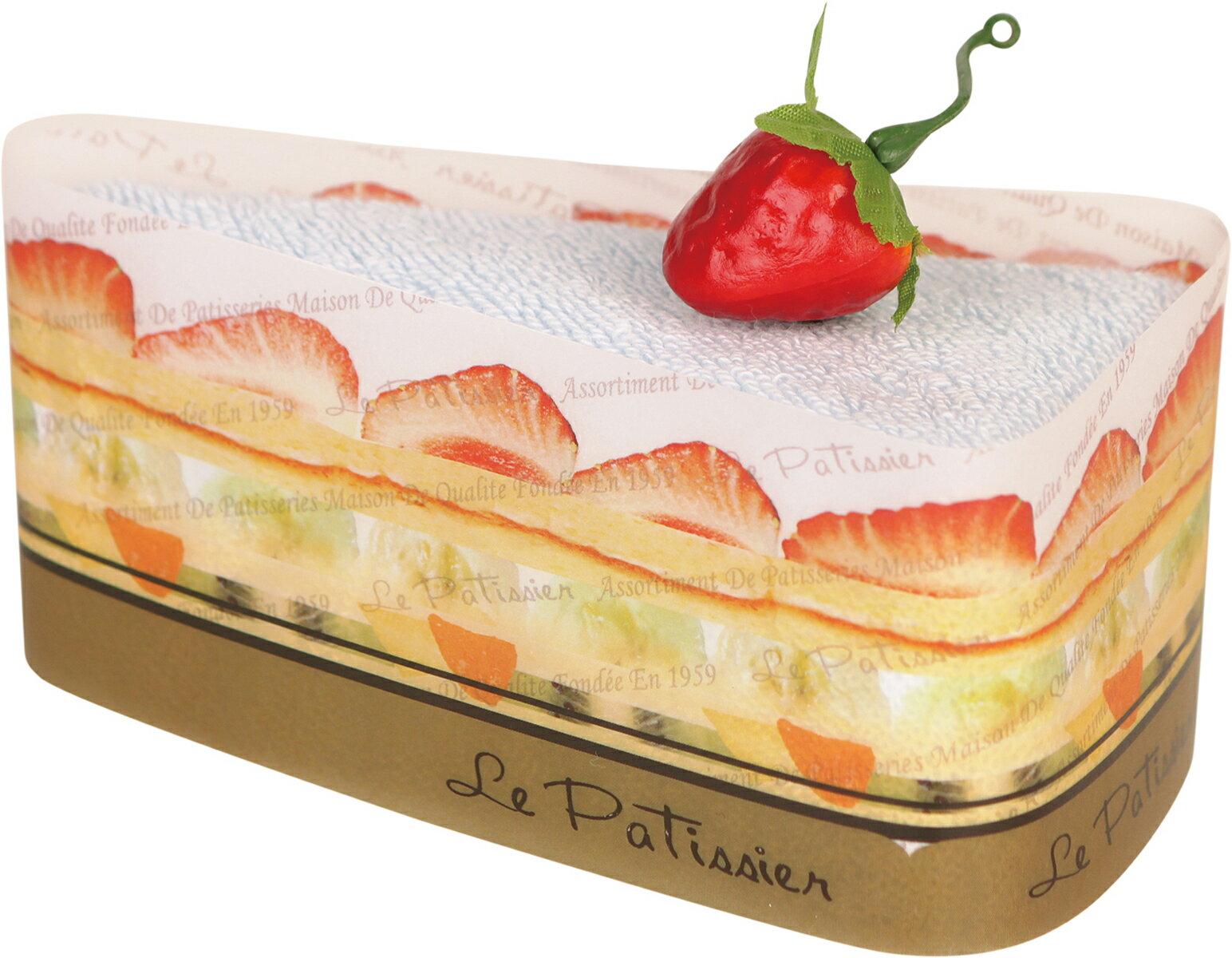 プレーリードッグ トライアングルケーキ ミント LPSR-7025【あす楽対応】【今治タオル】【ケーキタオル】【上質な肌触り】【日本製】【タオルギフト】【プチギフト】【簡易ラッピング済】 見た目に美味しく、貰って嬉しいタオルギフト。 お返しにぴったりのプチギフト。