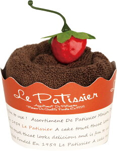 プレーリードッグ カップケーキ コーヒー LPSR-7032【あす楽対応】【今治タオル】【ケーキタオル】【上質な肌触り】【日本製】【タオルギフト】【プチギフト】【簡易ラッピング済】 見た目