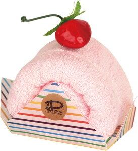 プレーリードッグ ロールケーキ サクラ LPSR-7041【あす楽対応】【今治タオル】【ケーキタオル】【上質な肌触り】【日本製】【タオルギフト】【プチギフト】【簡易ラッピング済】 見た目に