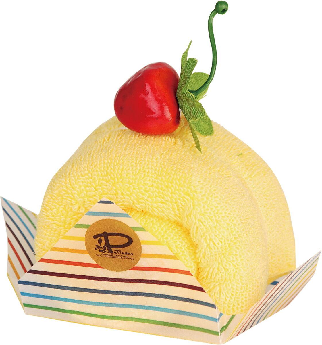 プレーリードッグ ロールケーキ マンダリン LPSR-7043【あす楽対応】【今治タオル】【ケーキタオル】【上質な肌触り】【日本製】【タオルギフト】【プチギフト】【簡易ラッピング済】 見た目に美味しく、貰って嬉しいタオルギフト。 お返しにぴったりのプチギフト。