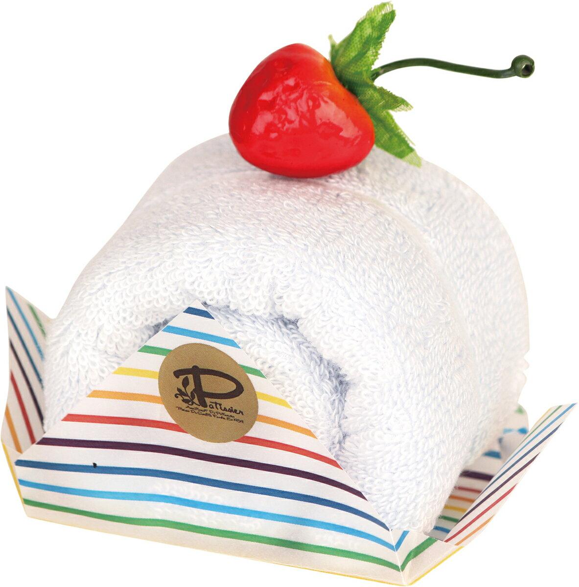 プレーリードッグ ロールケーキ ミント LPSR-7045【あす楽対応】【今治タオル】【ケーキタオル】【上質な肌触り】【日本製】【タオルギフト】【プチギフト】【簡易ラッピング済】 見た目に美味しく、貰って嬉しいタオルギフト。 お返しにぴったりのプチギフト。