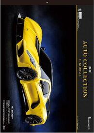 大判サイズ高級カレンダー オートコレクション スポーツカーカレンダー ロン・キンボール作品集 壁掛けカレンダー 2020カレンダー 令和2年