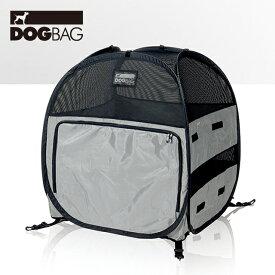 【送料無料】 DOGBAG(ドッグバッグ) ソフトケージL (リュック付き) キャンプ アウトドアにも便利! 移動型ソフトケージ 超大型犬用 犬用ソフトケージ 犬用テント