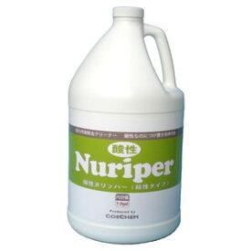 コスケム 強力酸性洗剤 酸性ヌリッパー  3.78L
