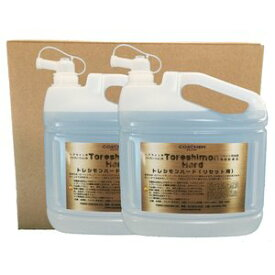 コスケム 環境配慮型リセット洗剤 トレシモンハード 5L 1本【画像は代表画像です】