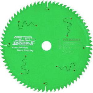 【限定特価!】HiKOKI(旧日立工機) 卓上丸のこチップソー (集成材用)(グリーン2) 190mmX20 72枚刃(1枚)0033-3296