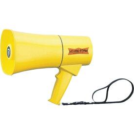 【あす楽 平日13時まで】ノボル レイニーメガホンタフPlus6W 耐水・耐衝撃仕様(電池別売)[TS-631](835-9882)
