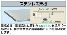 【代引き不可】 ステンレス天板 SU4-1275TC