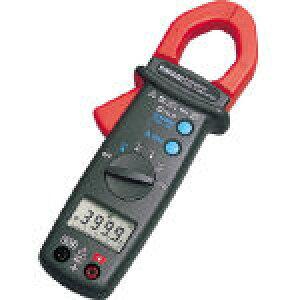 【送料無料!クランプメーターが激安価格】SANWA DC/AC両用デジタルクランプメータ DCM400AD [284-8481] 【電気測定器・テスタ】[DCM400AD]