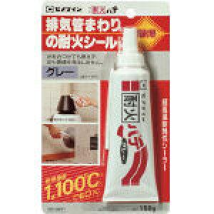 セメダイン 耐火パテ P150g HJ112 [327-4322] 【補修剤】[HJ-112]