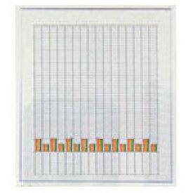 【送料無料!TRUSCO工具 激安特価(トラスコ中山)】日本統計器 小型グラフSG316 SG316 【オフィスボード】[SG316]