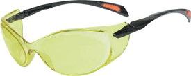 TRUSCO 二眼型安全メガネ(ゴーグルタイプ)レンズ黄色 TSG814Y [365-8368] 【防じんメガネ】[TSG-814Y]