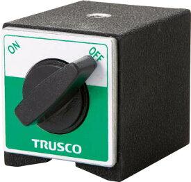 【送料無料!TRUSCO工具 格安特価(トラスコ中山)】TRUSCO αマグネットホルダ台 吸着力800N TMH80A [300-6603] 【マグネットベース】[TMH80A]