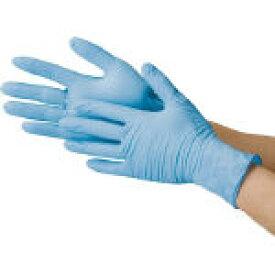 【あす楽 平日13時まで】川西 ニトリル使いきり手袋 100枚入 2044BM [421-8116] 【使い捨て手袋】[2044B-M]